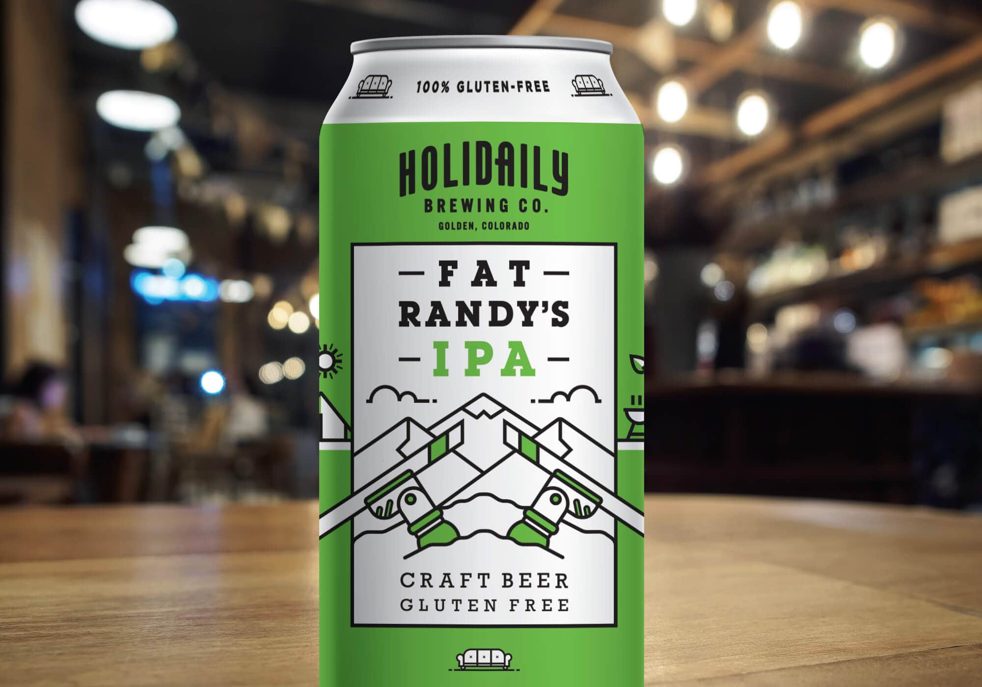 Picture of Fat Randy's IPA